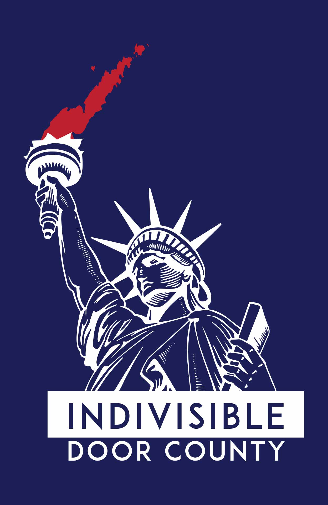 Indivisible-Door-County-TShirt
